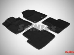 Ворсовые 3D коврики для Acura RDX 2012-н.в.
