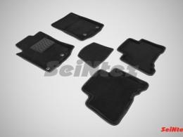 Ворсовые 3D коврики для Lexus GX 460 2009-2013 г.в.