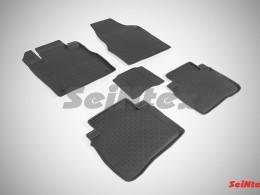Резиновые коврики с высоким бортом для Nissan Murano 2008-2015