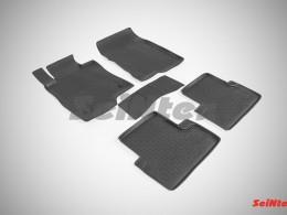 Резиновые коврики с высоким бортом для Honda Accord VIII 2008-2013