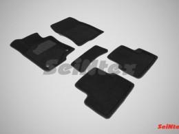 Ворсовые 3D коврики для Honda Accord VIII 2008-2013