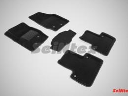 Ворсовые 3D коврики для Volvo XC90 2002-2014