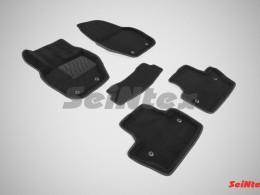 Ворсовые 3D коврики для Volvo S60 2010-н.в.