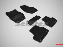 Ворсовые 3D коврики для Volvo XC60 2008-н.в.