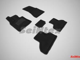 Ворсовые 3D коврики для BMW X-5 F15 2014-н.в.