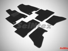 Ворсовые коврики LUX для Acura MDX 2014-н.в.