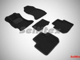 Ворсовые 3D коврики для Subaru Forester IV 2012-н.в.