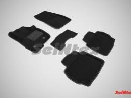 Ворсовые 3D коврики для Ford Mondeo V 2014-н.в.