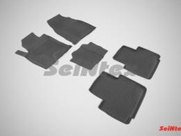 Резиновые коврики с высоким бортом для Haval H2 2014-н.в.