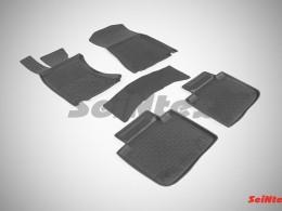 Резиновые коврики с высоким бортом для Lexus GS IV AWD 2012-н.в.