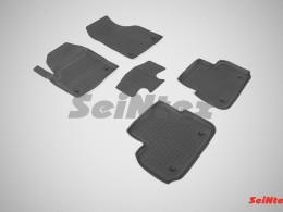 Резиновые коврики с высоким бортом для Land Rover Discovery Sport 2014-н.в.