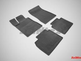 Резиновые коврики Сетка для Mercedes-Benz S-Class W220 1998-2005
