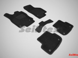 Ворсовые 3D коврики для Audi A3 2012-н.в.