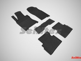 Резиновые коврики Сетка для Infiniti Q50 2013-н.в.