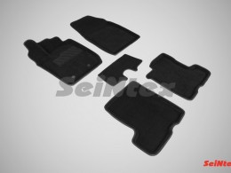 Ворсовые 3D коврики для LADA X-Ray 2015-н.в..