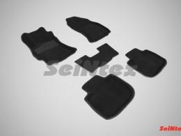 Ворсовые 3D коврики для Subaru Outback 2015-н.в.
