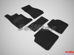 Ворсовые 3D коврики для BMW 7-ser G-12 2015-н.в.