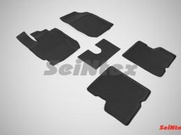 Резиновые коврики в салон RENAULT KAPTUR 4WD (2016-)