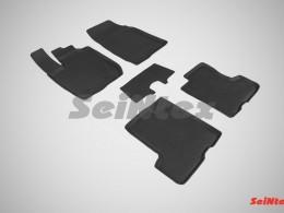 Резиновые коврики с высоким бортом для LADA X-Ray 2015-н.в.