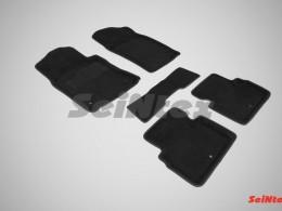 Ворсовые 3D коврики для Infiniti Q50 2013-н.в.
