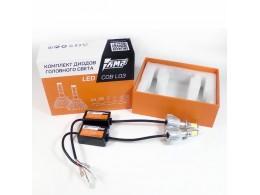 Комплет светодиодов для головного света AMP COB L03 H7 (Радиатор)