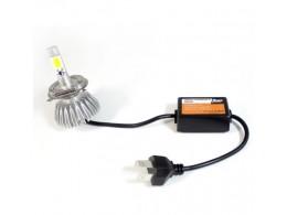 Светодиоды головного света AMP L03 COB-чип цоколь H4 6000K 2 шт/компл. [AMP B0000027948]