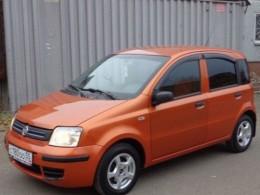 ДЕФЛЕКТОРЫ ОКОН FIAT PANDA II 2003-2012