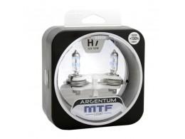 Лампа галогенная H7 Argentum +130%
