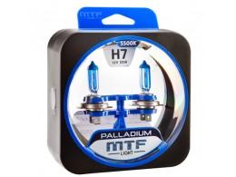 Лампа галогенная H7 Palladium