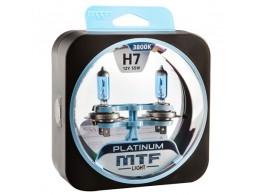 Лампа галогенная H7 Platinum