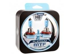 Лампа галогенная H8 Platinum