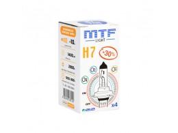 Лампа галогеновая  H7 12V 55W Standart+30