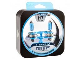 Лампа галогенная H7 Titanium