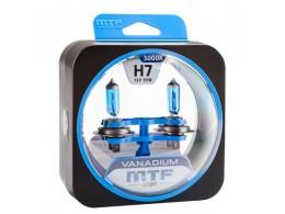 Лампа галогенная H7 Vanadium