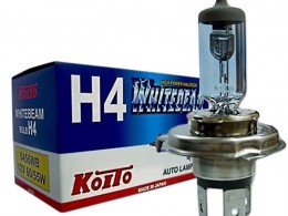 Лампа Koito H4 12V 60/55W Whitebeam (ярко-белый)(1шт.)