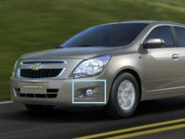 Противотуманные фары  Chevrolet Cobalt (2012-14)
