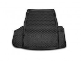 Коврик в багажник BMW 5 06/2003-2010, сед. (полиуретан)