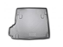 Коврик в багажник BMW X3 2003-2010  (E83), поколение I, кросс. (полиуретан)