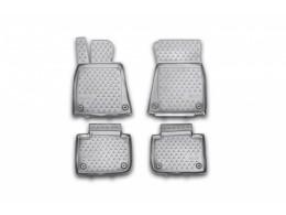 Коврики в салон для LEXUS GS 250, 2012-> 4 шт. (полиуретан)