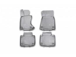 Коврики в салон для LEXUS GS 350, 2012-> 4 шт. (полиуретан)