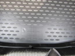 Коврик в багажник VW Golf IV 1998-2004, х.б. (полиуретан)