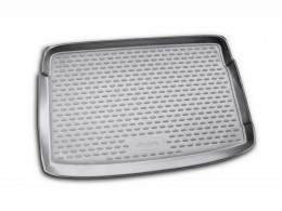Коврик в багажник NovLine Volkswagen Polo V хэтчбек 2(009-2012) верхн.