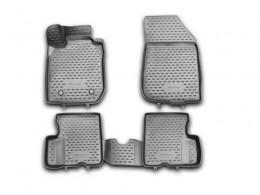 Коврики 3D в салон из полиуретана NovLine Renault Duster 2WD (2010-2016 г.)