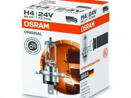 Лампа Osram H4 24V 75/70W