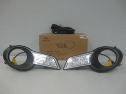 Дневные ходовые огни для Toyota Highlander 2008-on