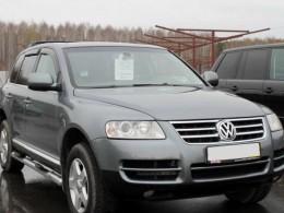 ДЕФЛЕКТОРЫ ОКОН VW TOUAREG I 2003-2007; 2007