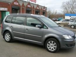 ДЕФЛЕКТОРЫ ОКОН VW TOURAN I 2003-2010