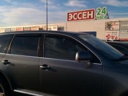 ДЕФЛЕКТОРЫ ОКОН VW TOUAREG II 2010