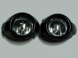 Противотуманные фары Ford Focus 3 (с чёрными кольцами)