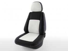 Чехлы экокожа Турин для Chevrolet Lacetti седан